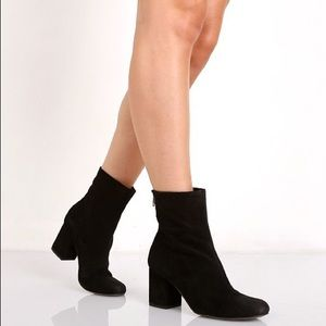 Free People Cécile ankle booties